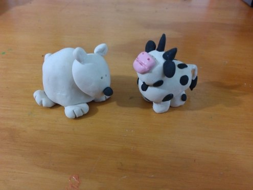 Sculpey Mini Animals