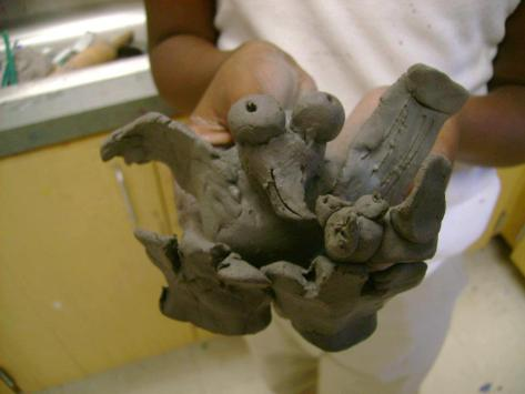 Clay Critter