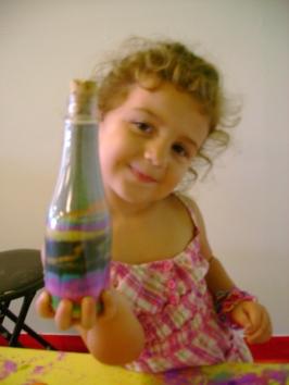 Sand in a Bottle
