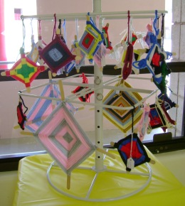 Kite Weaving