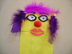 Paper Bag Puppet