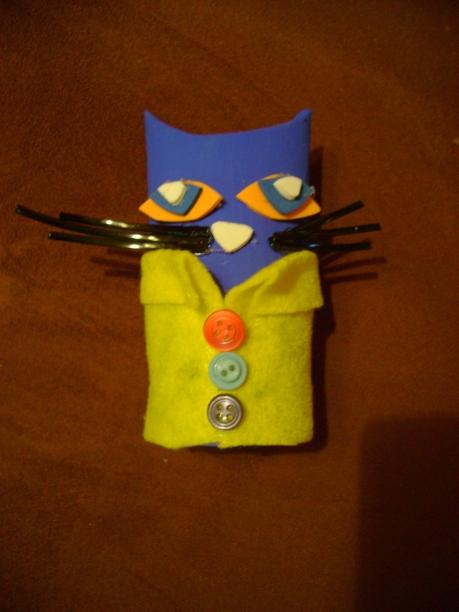 Tissue Tube Pete the Cat