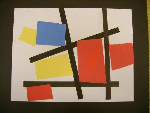 Mondrian Art