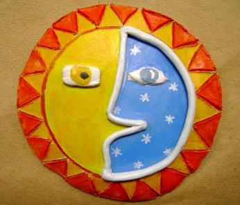 Clay Sun