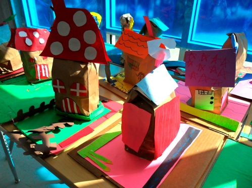 Paper Bag Houses
