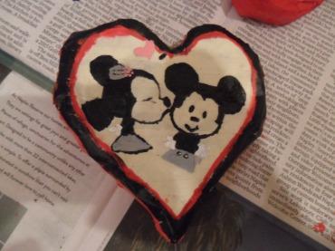 Masking Tape Heart