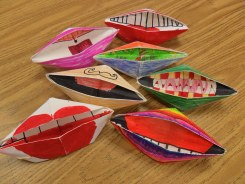 Origami Mouths