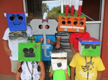 Box Masks