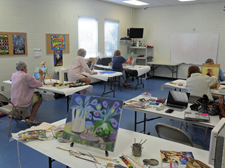 Paint or Draw! class 3.20.18